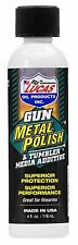 1 Bottle Lucas 10878 Gun Metal Polish & Tumbler Media Additive Gun Cleaner/Oil