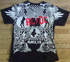 AC/DC Black Ice T Shirt - Size M - From Rockware