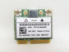 Dell Vostro 3700 Series Wireless Wifi Card Mini PCI DW1501 0K5Y6D K5Y6D Tested
