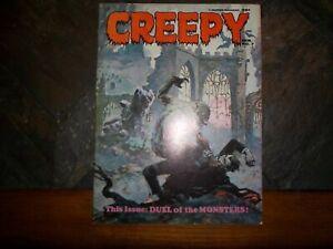 Creepy Magazine- Issue  # 7  1966  VF+