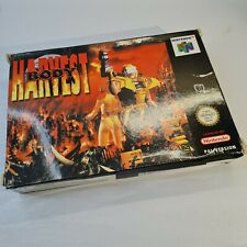 Body Harvest [Boxed with Manual] · Nintendo 64 N64 + Free Delivery