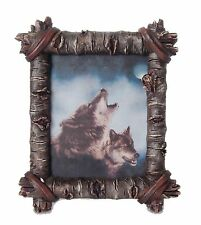 Porte-bougies Loup Photophore support lampe chandelier loups occidental bougie