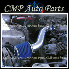 BLUE 1992-1995 HONDA CIVIC 1.5L/1.6L CX/DX/LX/EX/Si AIR INTAKE KIT SYSTEMS