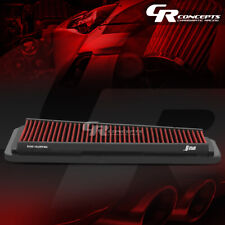 RED WASHABLE HIGH FLOW AIR FILTER FOR 05-15 TOYOTA TACOMA 03-09 4RUNNER 4L V6