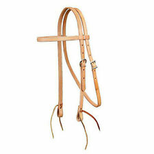 Colorado Saddlery 5/8in Hl Browband Headstall
