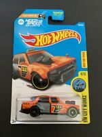 2017  Hot Wheels Time Attaxi  #168/365  [Orange]  HW City Works  Need for Speed