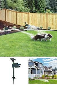 Hydro Critter Blaster Animal Sprinkler Repeller Scarecrow Motion Activated Solar