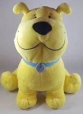 "Kohls Cares T-Bone 10"" Yellow Dog Plush Clifford The Big Red Dog"