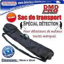Sac de transport PRO Spécial Détection pour détecteurs de métaux toutes marques