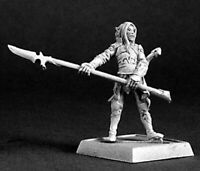 1 x VALE LONG THORNS ready - WARLORD REAPER miniature rpg jdr elf guerrier 14408