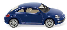 Wiking 002902 - 1/87 Vw The Beetle - Reef Blue Met - Neu