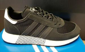 Adidas Original Marathon Tech black/white NEU SALE Gr. 41 1/3 UK:7,5 US 8
