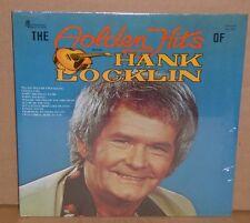 The Golden Hits of Hank Locklin SEALED NEW vinyl LP record Plantation