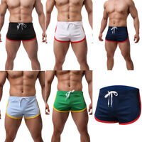 201d3eb0c9 Men's Gym Fitness Shorts Running Short Pants Fitted Training Bodybuilding  Jogger