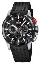 New Festina Chrono bike Rubber  F20353/4  Watch