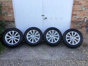 Range Rover Wheels 20 Inch Style 12 With 255/60/20 Goodyear All Terrain Tyres