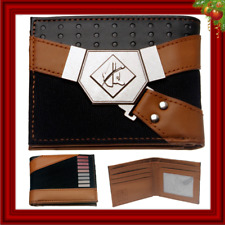Star Wars Bifold Christmas Gift For Men Wallet Han Solo Weapons Holster Style