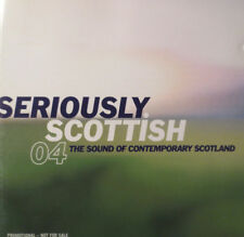 Various – Seriously Scottish 04: The Sound Of Contemporary Scotland  2 CDs