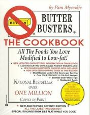 Pre-Owned: BUTTER BUSTERS by Pam Mycoskie Paperback COOKBOOK ~ Low Fat