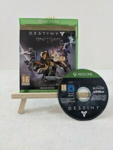 Destiny The Taken King Legendary Edition Xbox One 2015 DLC not included