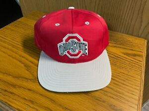VINTAGE OHIO STATE UNIVERSITY Snapback Hat by Twin Enterprise