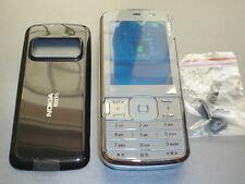 nokia N79 cover keypad  housing fascia set black-gray colour