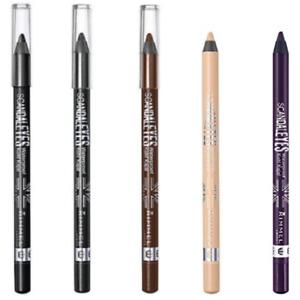 Rimmel Scandaleyes Waterproof Kohl Kajal Eyeliner Pencil - Assorted Shades