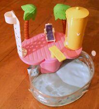 Piscine Polly Pocket transportable - VOIR PHOTO