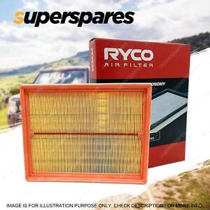 Ryco Air Filter for Citroen C4 Picasso Grand Picasso 4Cyl 1.6L Petrol 2008-2010