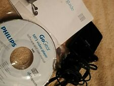 Philips GoGear ViBE black ( 4 GB ) Digital Media Player in good condition