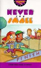 Never Too Small for God: A Kids' Bible Study on Heroes Sticker Studies Series