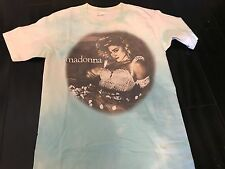 VTG 85 Madonna Virgin Tour Shirt Sz S Pop Rock Sexy Alternative New Wave Punk