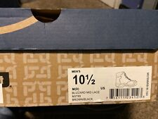 Propet Blizzard Mid Lace Boot Mens Brown 10 1/2