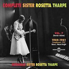 Sister Rosetta Tharp - Complete Sister Rosetta Tharpe Volu [New CD] France - Imp