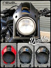 HONDA REBEL CMX 300 500 2017 METER VISOR WINDSCREEN SHIELD LIGHT COVER FAIRING
