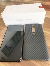 OnePlus 6 - 8/256 Go - A6003 - Noir Minuit