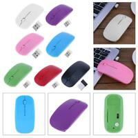 2.4GHz USB Wireless Office Work Mouse Mice Optical Scroll For PC Laptop Computer