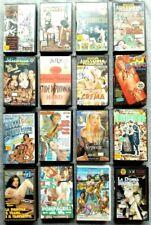 LOTTO 16 VIDEOCASSETTE VHS EROTICHE EX-NOLEGGIO DA COLLEZIONE - TITOLI CULT!