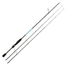 Johncoo Vivid UL/L L/ML Spinning Rod Solid Tip Trout Rod Fast Action Carbon Rod