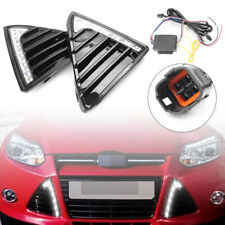 Car DRL Fog LED Lights Daytime Running COB Bright Drive Lamp for Ford Focus