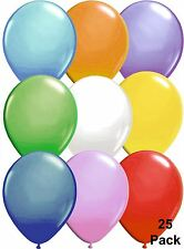 25 Balloons Party Birthday Assorted Wedding Occasion Anniversary Decoration Kids
