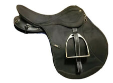 Wintec Pro Endurance Saddle - Comes With Girth, Stirrups, Irons & Breast Collar