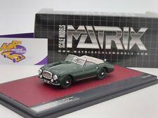 Matrix 50108-111 # Aston Martin DB2 Vantage Drophead Coupe Bj. 1952 grün 1:43
