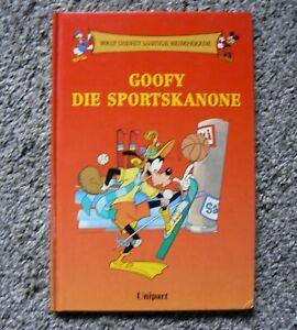 Goofy die Sportskanone - Walt Disney lustige Reimparade