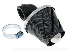 Kymco MXU Mxxer Mxer 50 Quad Helix Power Air Filter 28-35mm Carbon