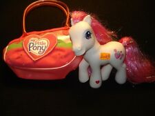 MON PETIT PONEY *my little pony N°202A STRAWBERRY SWIRL 2002