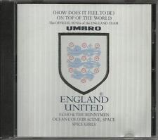 ECHO & BUNNYMEN Ocean Colour Scene SPICE GIRLS England United Instrumental CD