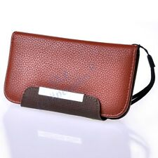Brown Brand new Wallet Leather case For Galaxy S3  i9300
