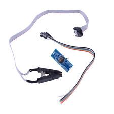 New Soic8 Sop8 Flash Chip IC Test Clips fit forUPA-USB Wellon MiniPro Programmer