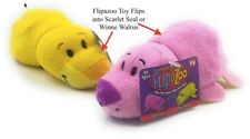 Nwt Jay @ Play Original FlipaZoo Mini Plush -5 in - Scarlet Seal & Winnie Walrus